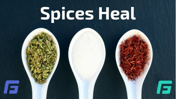 Spices Heal • Get Your Fix Physical Therapy